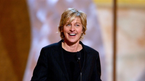 Ellen DeGeneres Getty Images