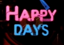 "Logo for ""Happy Days"" Paramount Network Distribution / CBS Television Distribution"