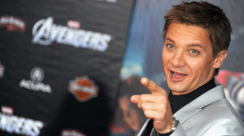 Jeremy Renner Getty Images
