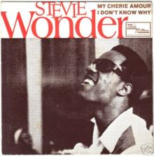 """""""My Cherie Amour"""" by Stevie Wonder Motown Records"""