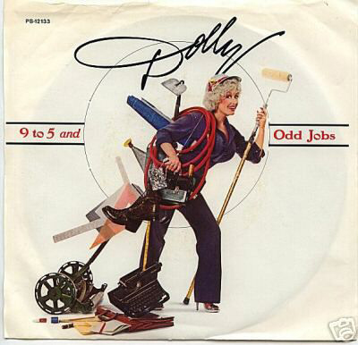 """9 to 5"" - Dolly Parton RCA Records"