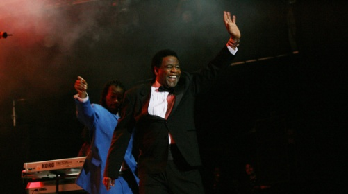 Al Green Getty Images