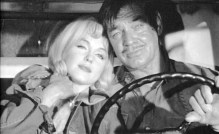 """Clark Gable and Marilyn Monroe in """"The Misfits"""" United Artists"""