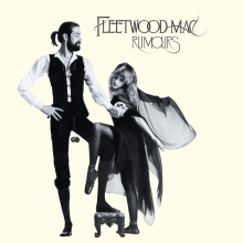 "Fleetwood Mac - ""Rumours"" Warner Brothers"