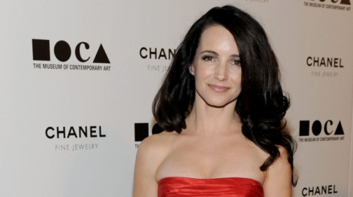 Kristin Davis Getty Images