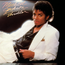 "Michael Jackson - ""Thriller"" Epic Records"