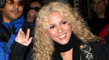 Shakira  Getty Images