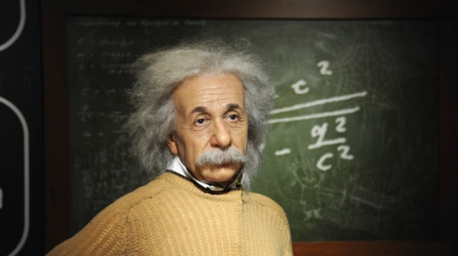 Albert Einstein Getty Images
