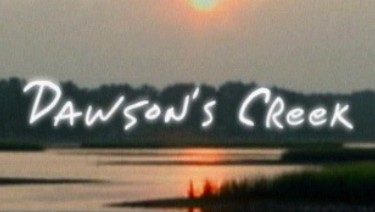 "Credits to ""Dawson's Creek"" Sony Pictures Television"