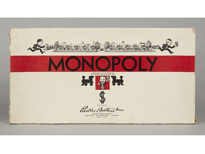 The 1935 edition of Monopoly  Hasbro
