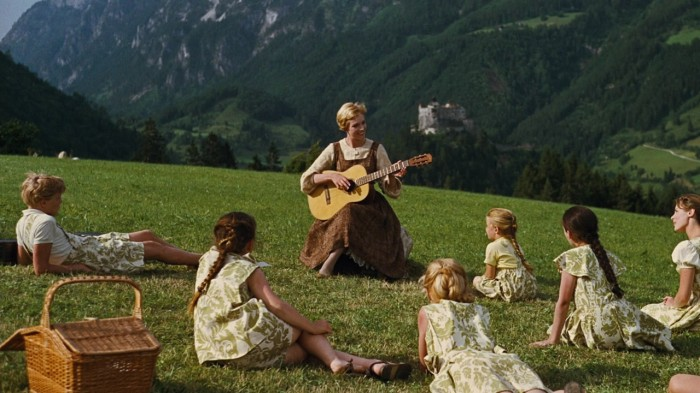 "Julie Andrews in ""The Sound of Music"" 20th Century Fox"