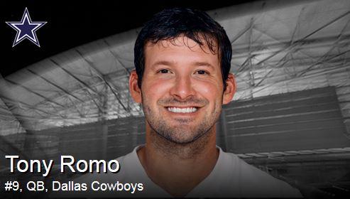 Tony Romo Yahoo!