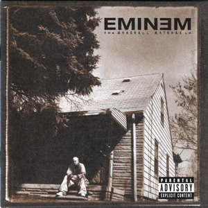 """The Marshall Mathers LP"" - Eminem  Interscope Records"