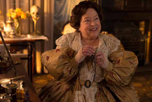 Kathy Bates as Madame LaLaurie on 'American Horror Story: Coven' Michele K. Short/FX
