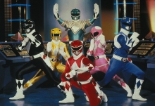The Mighty Morphin Power Rangers Saban Entertainment